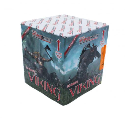 Viking fejerverkai vilniuje