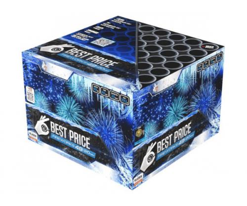Frozen fejerverkų baterija